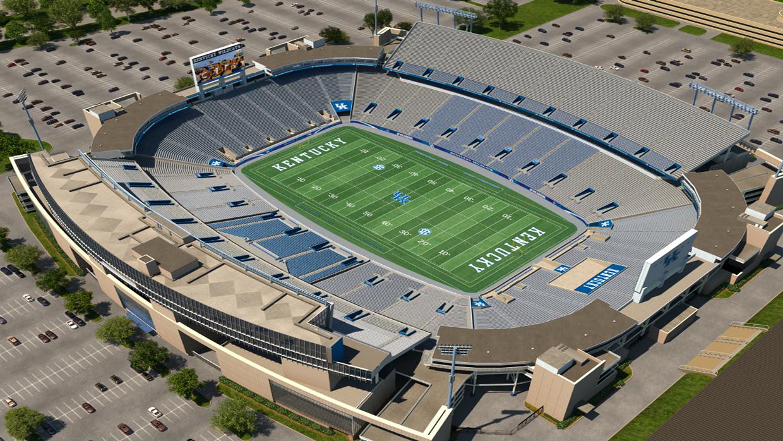 Kentucky Football Virtual Venue™ by IOMEDIA